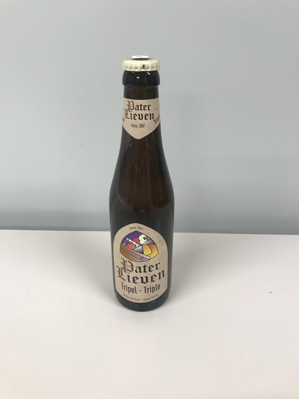 biere pater liven triple 8% 33cl