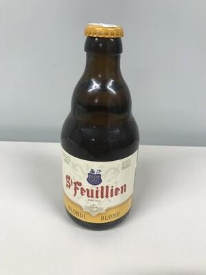 biere st-feuillien blonde 7.5% 33cl