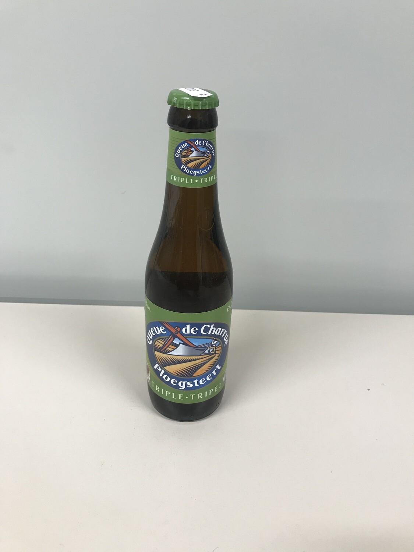 biere queue de charrue triple 9% 33cl
