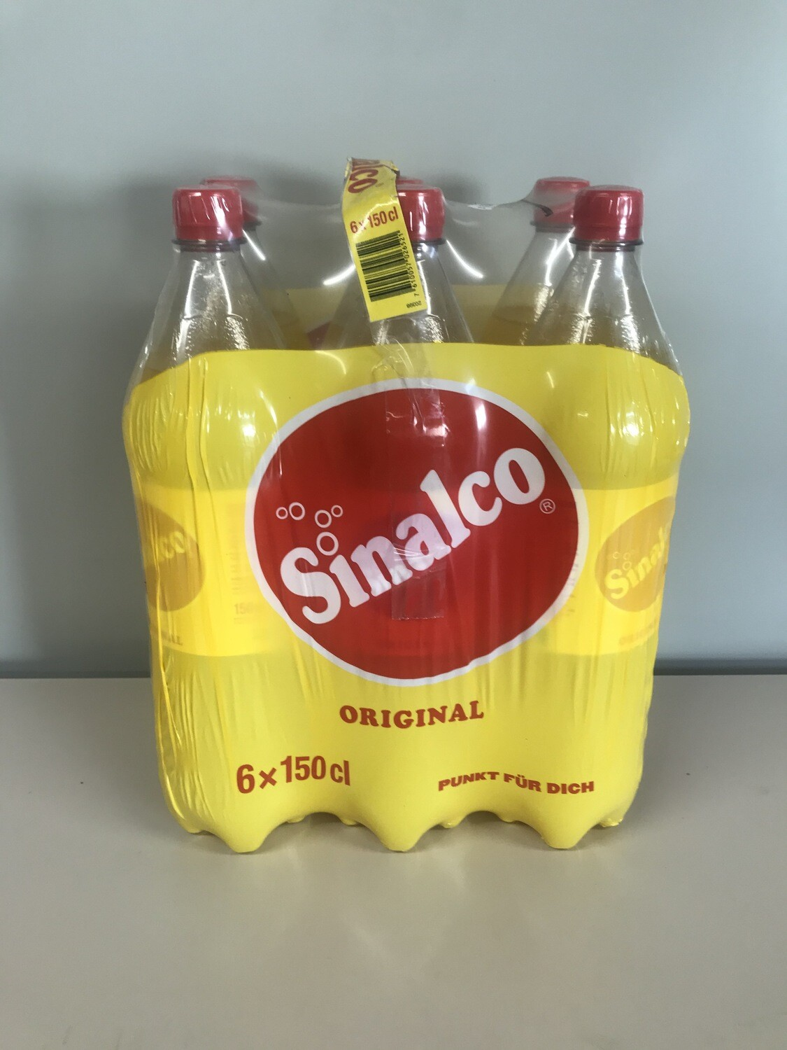 soft sinalco 6 X 1.5l pet