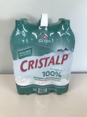 soft cristalp légère 6 X 1.5l pet