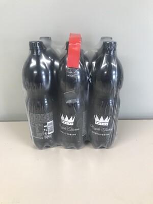soft royal taurine energy drink 6 X1lts pet