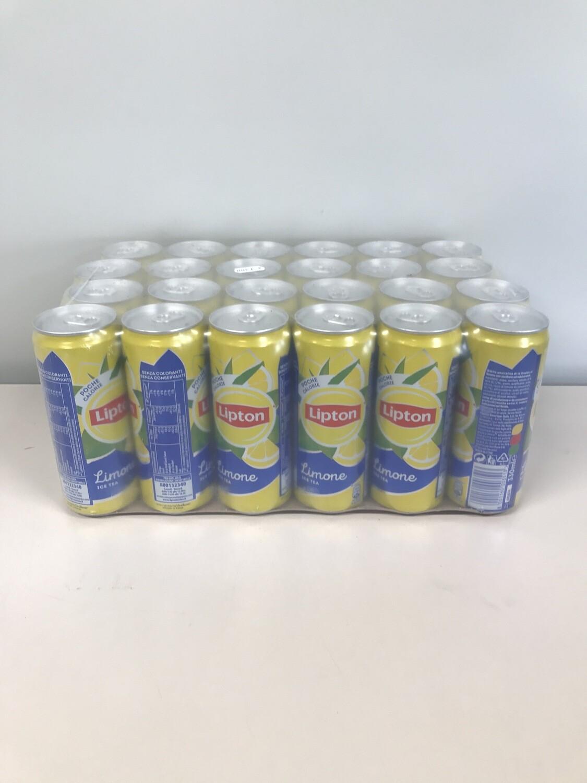 soft nestea lemon canette 24 X 33cl