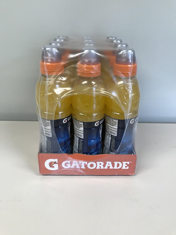 soft gatorade orange 12 X 50cl