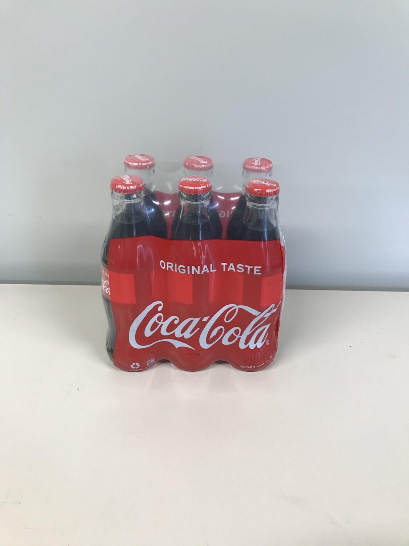 soft coca-cola 6 X 25cl VP