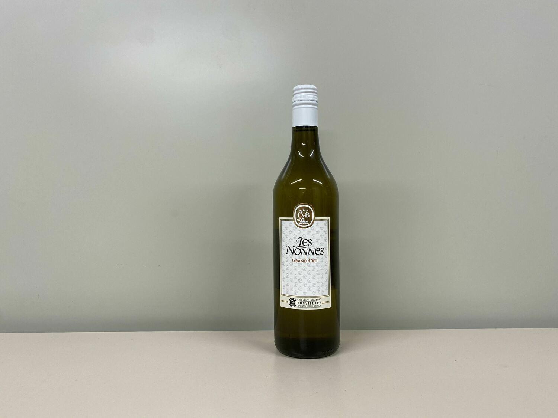 vin blanc les nonnes 75 CL  CVB