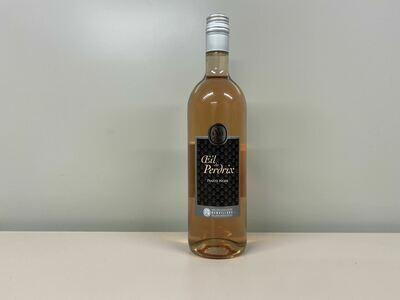 vin rose  oeil de perdrix 75 cl  cvb