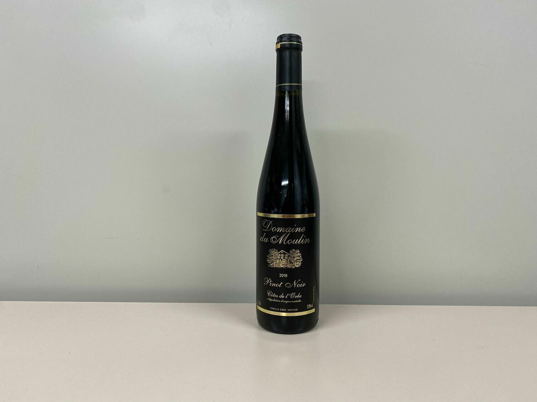 vin rouge  pinot noir  75 cl  gass