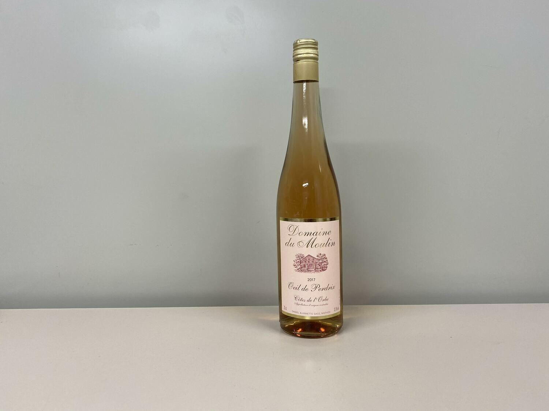 vin rose  oeil de perdrix 75 cl  gass