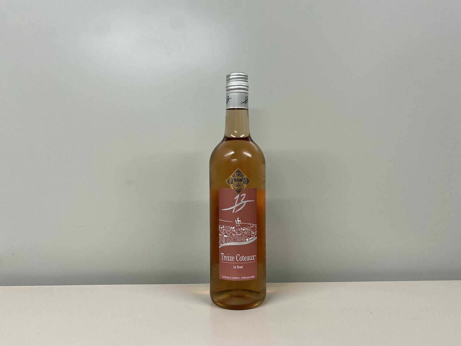 vin rose  le rosé 70 cl