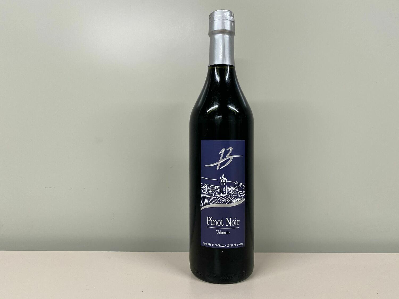 vin rouge  pinot noir urbanoir 70 cl