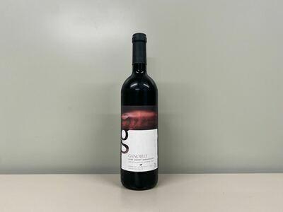 vin rouge  ganoiret  75 cl