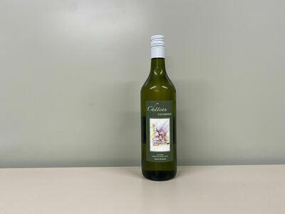 vin blanc  chateau d'echandens 70 cl