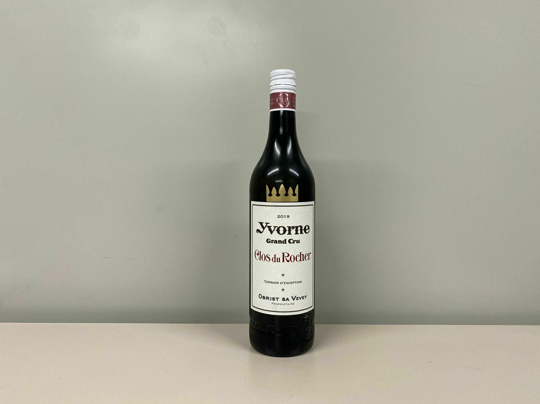 vin blanc   yvorne clos du rocher 75 cl