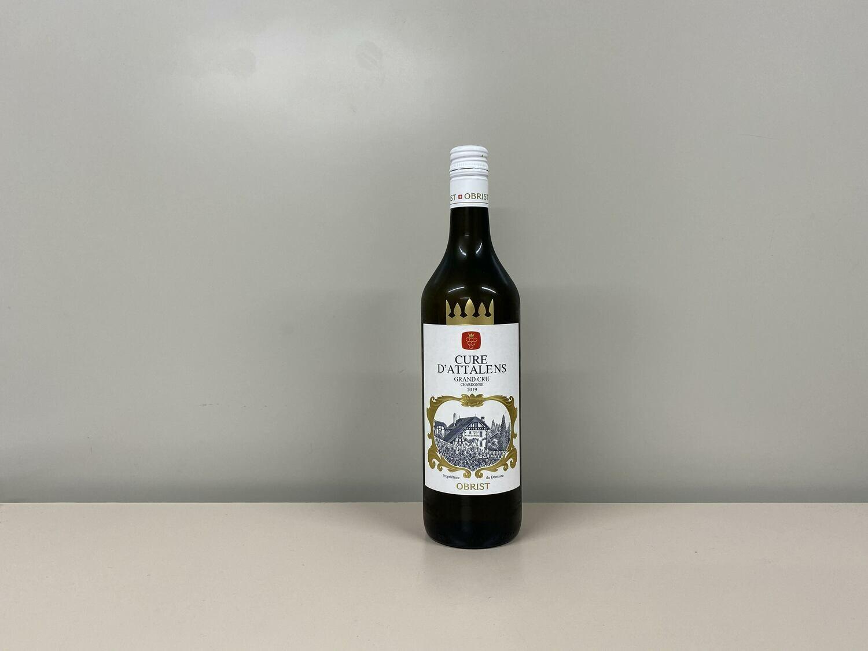 vin blanc  cure d'Attalens 75 cl   chardonne