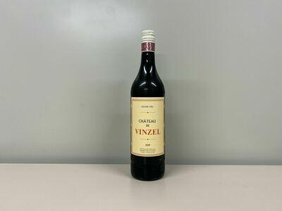 vin blanc  chateau de vinzel 75 cl
