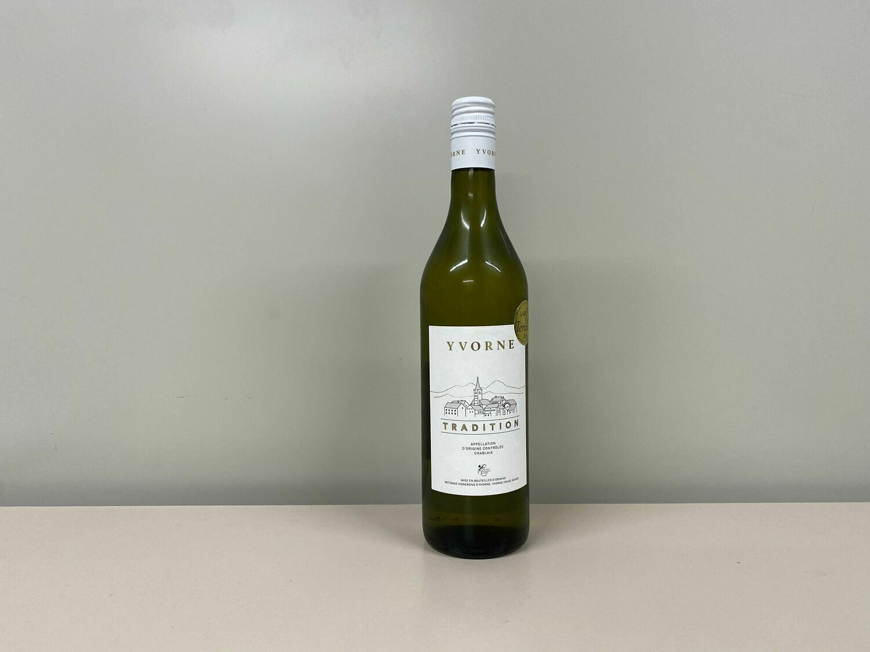 Vin Blanc Yvorne Tradition 70 cl