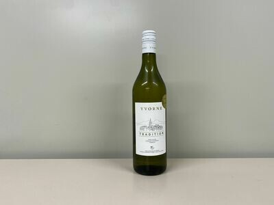Vin Blanc Yvorne Tradition 70 cl