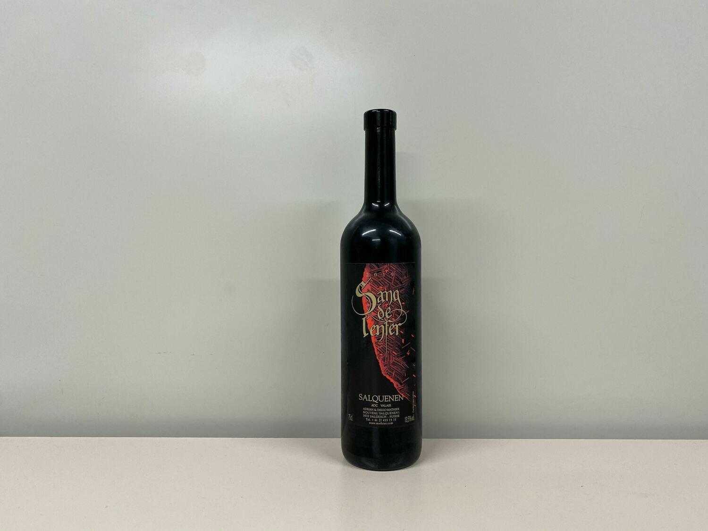 Vin Rouge Sang de L'enfer Dôle de Salquenen 75cl