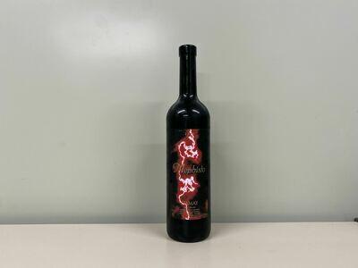 Vin Rouge Gamay Mephisto Salquenen 75 cl