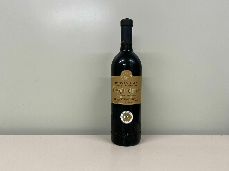 Vin Rouge Venémiaire Pinot Noir 75cl