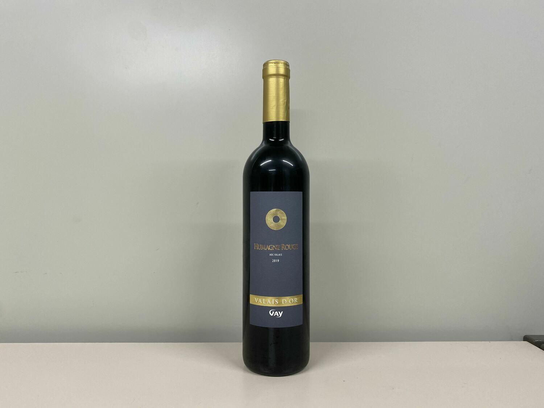 Vin Rouge Humagne Rouge