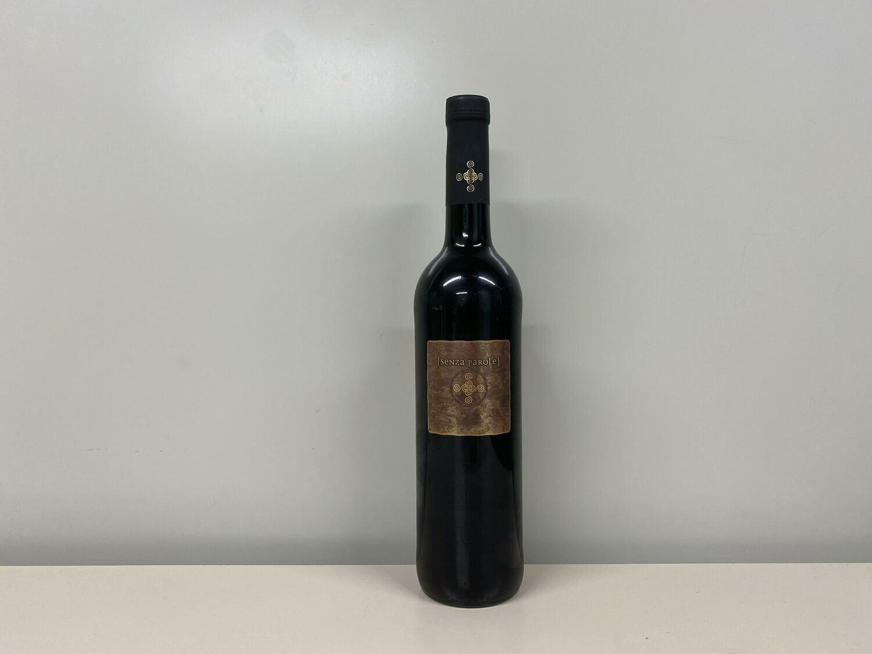 Vin Rouge Senza Paole 75 cl