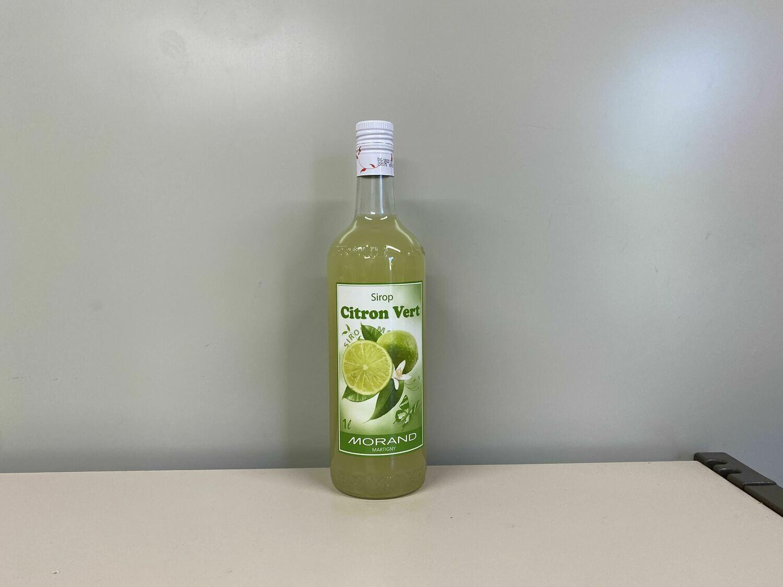 Sirop Citron Vert 100 cl