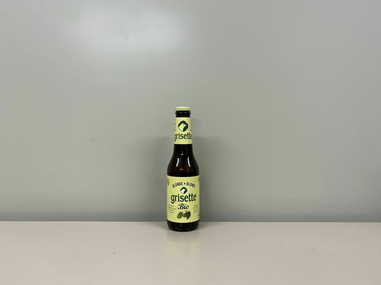 Bière Griesette Bio et sans Gluten 25 cl