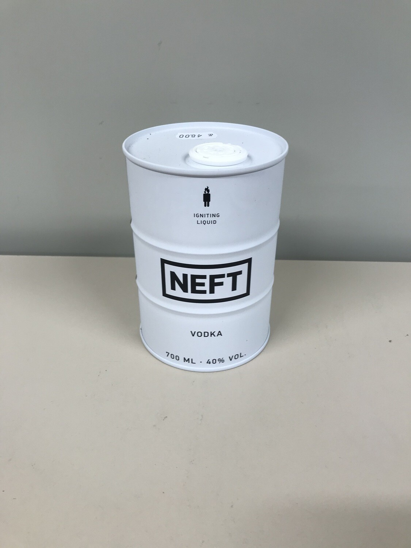 Vodka blanche Neft Baril 40°