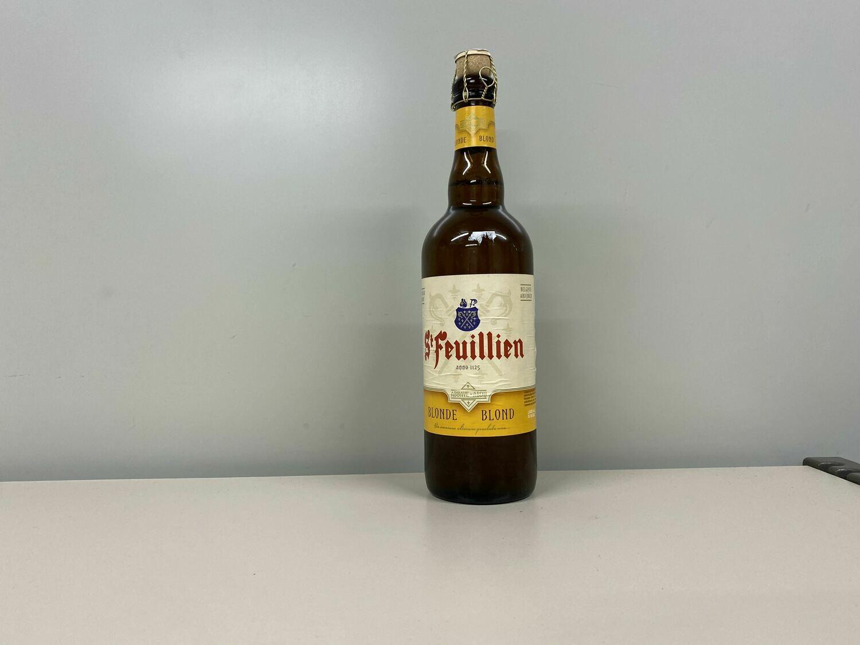 Bière St-Feuillien Blonde 75cl