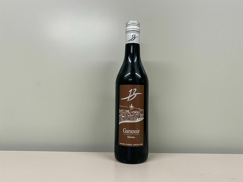 Vin Rouge Garanoir 50cl