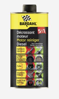 Bardahl Décrassant moteur Diesel 5 en 1