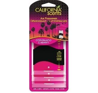 California Parfum papier -CORONADO CHERRY-