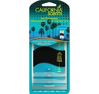 California Parfum papier -SANTA ANA SEA BREEZE-
