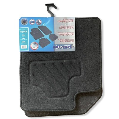Custo Tapis adaptable Toyota