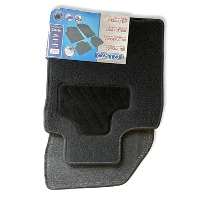 Custo tapis adaptable DACIA