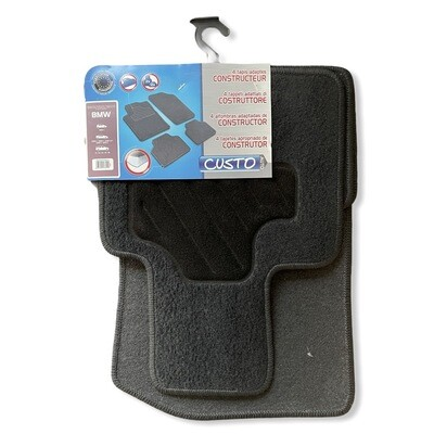 Custo tapis adaptable BMW