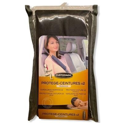 Custo Protège ceintures noire