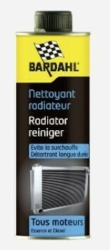 Nettoyant détartrant radiateur