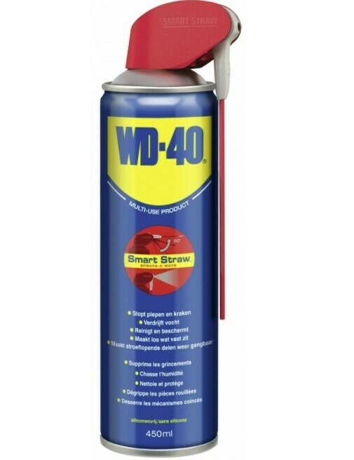 WD40 SMART 450ML
