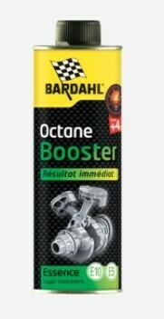 Octane booster - jusqu'à 5 points