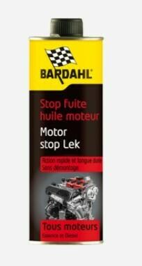 Stop fuite d'huile moteur