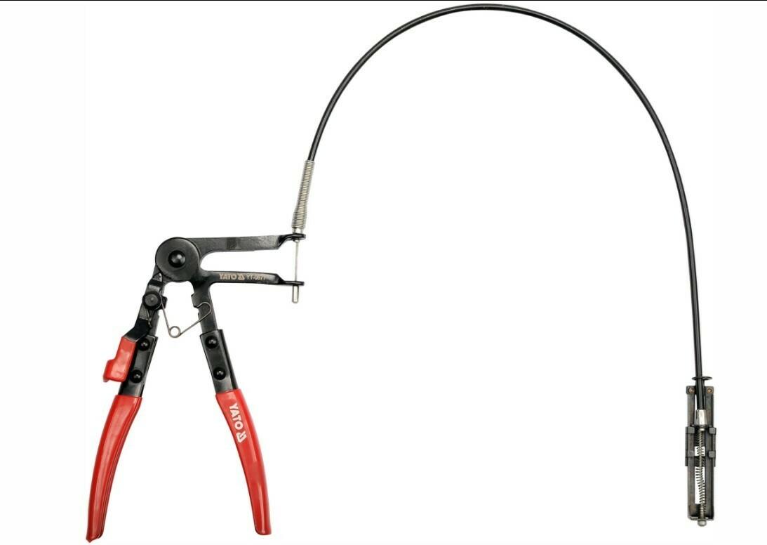 Pince à collier avec câble