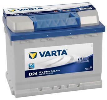 Batterie 12V 60ah 540A