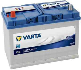 Batterie 12V 95ah 830A