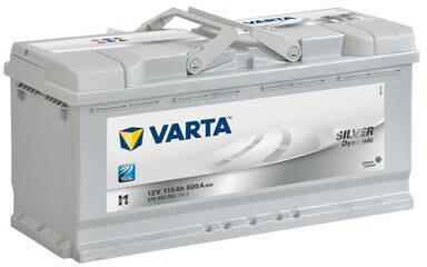 Batterie 12V 110ah 920A