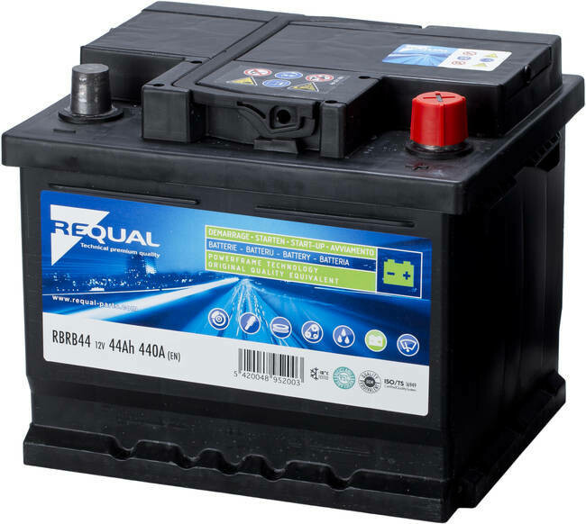 Batterie 12V 44ah 440A