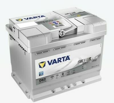 Batterie Start & Stop 12V 60ah 680A
