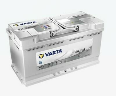Batterie Start & Stop 12V 95ah 850A